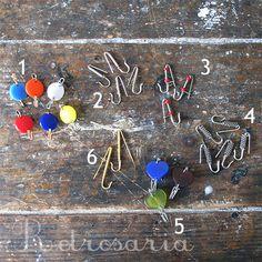 Alfinete de peito para tricot   Vintage portuguese knitting pin – Retrosaria