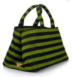 green stripes ~prada