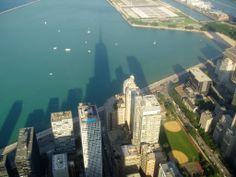 city spirit wonderful #Chicago lake Michigan