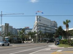 The Sheraton Ft Lauderdale Beach (formerly the Yankee Clipper) has been completely updated.