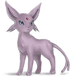Isn't this a really cute pokemon?