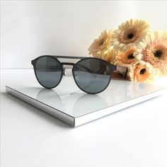 You can order these Marc Jacobs fashion sunglasses and eyeglasses with or without prescription lenses on our webshop www.eyecatchonline.com Marc Jacobs Eyewear, Prescription Lenses, Eyeglasses, Ray Bans, Style, Fashion, Eyewear, Swag, Moda
