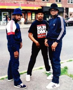 Run DMC x Adidas Originals - 1986 - Queens