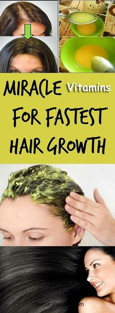 How to Make Your Hair Thicker? Vitamins For Growing Thicker and Fuller Hair