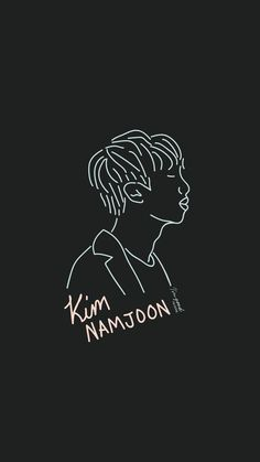 BTS Cameo profile neon Namjoon RM Bangtan kpop Bts Taehyung, Bts Bangtan Boy, Namjoon, Foto Bts, K Pop, Bts Lyric, Album Bts, Dibujos Cute, Bts Backgrounds