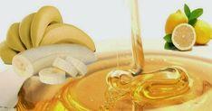 Γιατί να αγοράζεις τις πανάκριβες μάσκες του εμπορίου ενώ μπορείς εύκολα και γρήγορα να φτιάξεις μια μάσκα ομορφιάς με μπανάνα και μέλι ... Face Skin, Birthday Candles, Icing, Peanut Butter, Honey, Health, Desserts, Food, Hair
