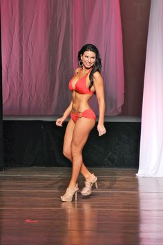 Kourtney Compton swimwear at Miss Utah USA.  This is my amazing cousin!<3
