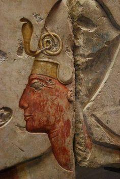 Il fut brave et conquérant, Séthy I et le temple dédié à sept divinités... (4) En Égypte ancienne !