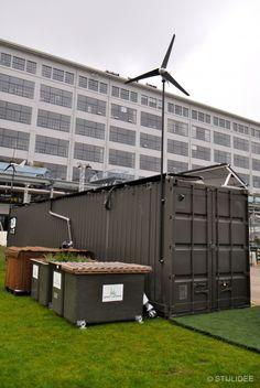Dutch Design Week Eindhoven | Sustainer Homes: duurzaam wonen in een container | Fotografie: STIJLIDEE Interieuradvies en Styling via www.stijlidee.nl