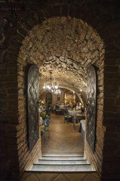 Restauracja - Piwnica Rycerska Kęty   Restauracja Kęty, Oświęcim, Andrychów, Wadowice