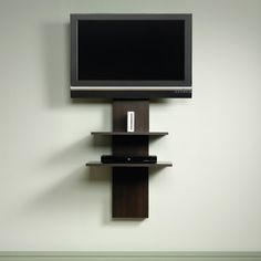 Bedroom TV Stand Unit with Mount Modern Design Ideas White Tv Stands, Black Tv Stand, Cool Tv Stands, Wall Mount Tv Stand, Tv Stand With Mount, Bedroom Tv Stand, Tv In Bedroom, Rack Tv, Wall Racks