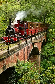 Talyllyn Railway, Wales, UK