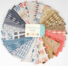 Modern Neutrals: Fabric Patch: Patchwork Quilting fabrics, Moda fabric, Quilt Supplies,�Patterns