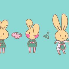 Honey Bunny Passion