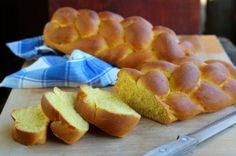 Challah (Braided Bread) by Serenity in the Storm