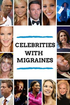 http://www.webmd.com/migraines-headaches/ss/slideshow-celebrity-migraines?ecd=soc_pin_02202015_celebritieswithmigraines Mostly women get migraines, but about 6% of men get them too. Actor and director Ben Affleck is among those who have been slowed down by migraine pain. While directing Gone, Baby, Gone in 2006, he had a migraine so bad it sent him to the hospital. See more celebrities who suffer from #migraines.