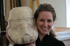 Storm Trooper Helmet Work in progress by fantabulous55