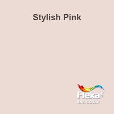 Flexa Creations kleur: Stylish Pink