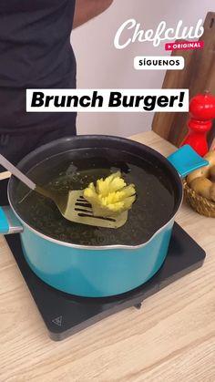 Fun Baking Recipes, Brunch Recipes, Breakfast Recipes, Dinner Recipes, Cooking Recipes, Healthy Recipes, Beef Burgers, Brunch Party, Breakfast Casserole