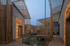Galería de Casa del Té de Bambú / Harmony World Consulting & Design - 6