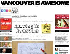 """Vancouver Is Awesome Inc is a community-based media organization dedicated to spreading a positive message about the city of Vancouver, B.C., and the arts and culture fostered within it. Founded, edited, maintained and supported by folks who live here and who truly love this city of ours, we are a resource that delivers lighthearted fun daily with a mantra of """"no bad news""""; we only report on positive happenings and leave the """"real"""" news to traditional media and other blogs. Positive Messages, Bad News, Happenings, Mantra, The Fosters, Vancouver, Positivity, Community, Organization"""