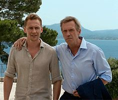 "Deadline: 'The Night Manager' Casting Director Jina Jay On Hiddleston-Laurie Chemistry: ""It's Bloody Marvelous"". Link: http://deadline.com/2016/06/the-night-manager-tom-hiddleston-hugh-laurie-jina-jay-casting-emmy-interview-1201748056/"