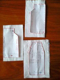 Într-o postare anterioara am explicat confecţionarea  unei bluze tip ie  pentru fetiţe.  Acum am să văexemplific modul de executare a tipa...