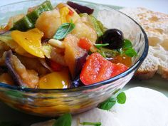 Pressure Cooked Sicilian Summer Vegetable Medley
