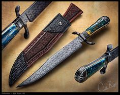 knife | por Caleb Royer Photography