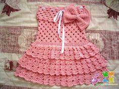 roupas de bebe em croche e trico - Pesquisa Google
