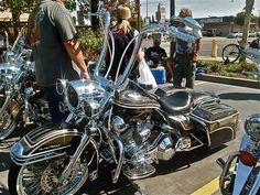 Los Angeles Harley Davidson Bike Show today September 22, 2012