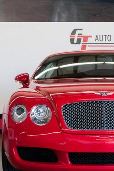 Bentley Continental GT. Twin turbo
