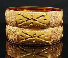 Indian Kada Bangles - Ethnic Women Bracelets