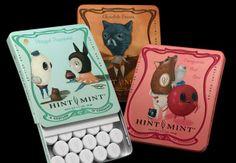 hint mint - loves illustrators <3
