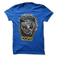 Dope Bear T-Shirts, Hoodies. Check Price Now ==► https://www.sunfrog.com/Funny/Dope-Bear.html?41382