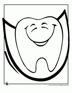 Brushing your teeth color page dentist color page, coloring pages ...