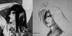 Moje rysunkowe początki – Monstee Rose