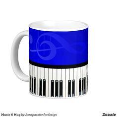 Music 6 Mug