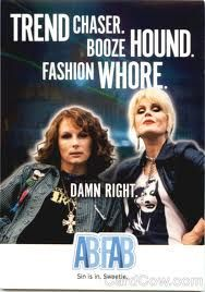 Absolutely Fabulous.. I used to watch this show almost daily. So glad I can still watch it. :)