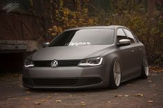 VW jetta - dapper