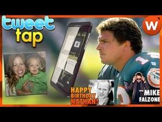 Dan Marino had a baby with a random PA and it's our co-founder Nathan Richardson's birthday! Stay wired http://www.waywire.com
