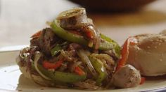 Italian Sausage, Peppers, and Onions Video