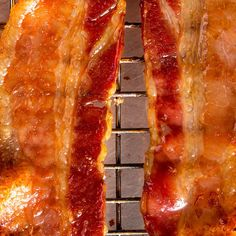 Water cooked bacon. The Epicurious Test Kitchen shows you how to make your bacon super-crunchy.