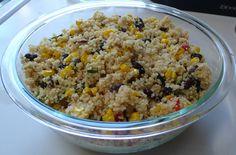 Black Bean Couscous Salad