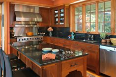 Natural Finish Pattern Grade Mahogany | Stephen Terhune Woodworking | Cabinetry | Furniture | Architectural Millwork