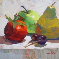 fruit acrylic painting - Αναζήτηση Google