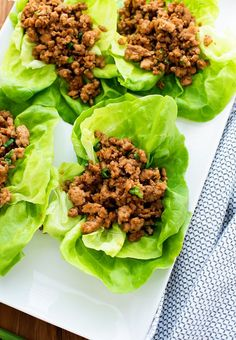 PF Chang's Chicken Lettuce Wraps - Life In The Lofthouse