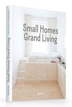 Boek Small Homes Grand Living | Klevering