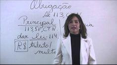 Direito Tributário para OAB: Conceito de Obrigação - Profª Luciana Batista
