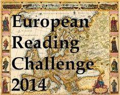 EUROPEAN GRAND TOUR Reading CHallenge 2014